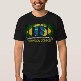 Submission Complete - Brazilian Jiu Jitsu T-shirt