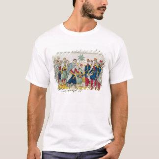 Submission of Abd el-Kader  to Henri d'Orleans T-Shirt