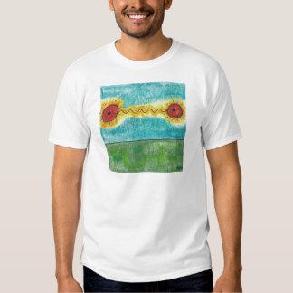SubQuantum Alphabet: PRANA Men's T-shirts