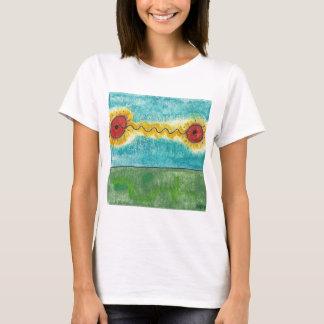 SubQuantum Alphabet: PRANA Women's T-Shirt