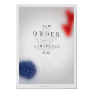 Substance Inspired Poster