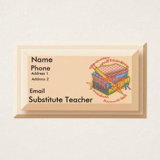 Substitute Teacher Motto