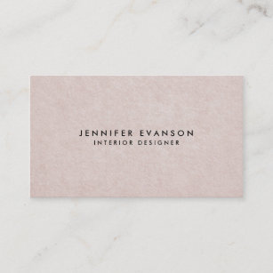 Textured business cards zazzle uk subtle blush pink simple paper elegant texture business card colourmoves