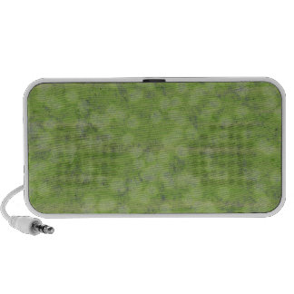SUBTLE GREEN DESIGN iPod SPEAKERS