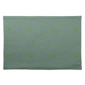 Subtle Sage Place Mat by KCS Cloth Placemat