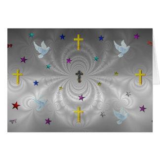 Subtle Shades of Jesus Card