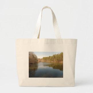 Suburban Getaway Canvas Bag