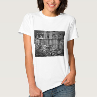 Subway Excavation Seventh Ave and 24-25th Streets Shirts