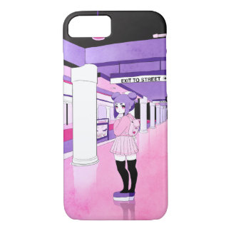 Subway iPhone 7 Case