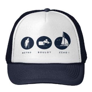 Subway, Job, Ciao! Mesh Hat