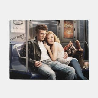 Subway Riders 2 Doormat