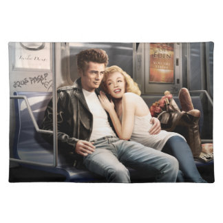 Subway Riders 2 Placemat