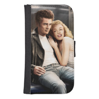 Subway Riders Samsung S4 Wallet Case