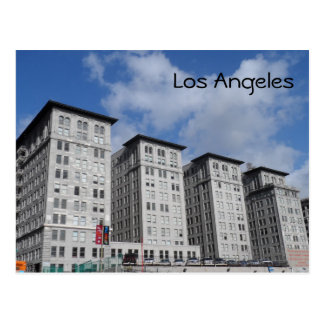 Subway Terminal Building- Los Angeles Postcard