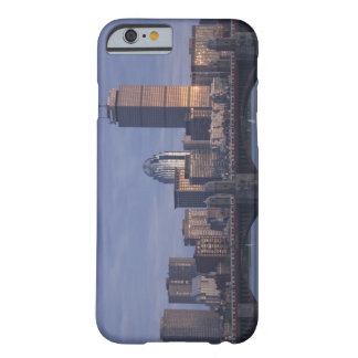 Subway trains on The Longfellow Bridge over The Barely There iPhone 6 Case
