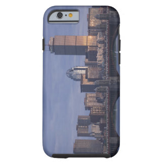 Subway trains on The Longfellow Bridge over The Tough iPhone 6 Case