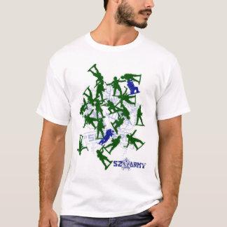 Subzero paintball team 'SZ Army' T-Shirt