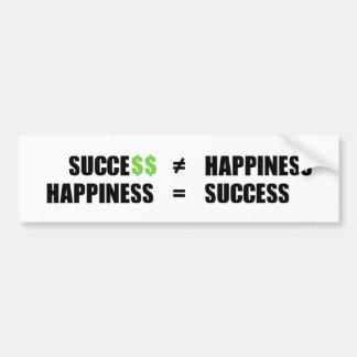 SUCCE$$ Bumper Sticker