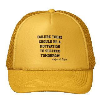 succeed tomorrow trucker hats