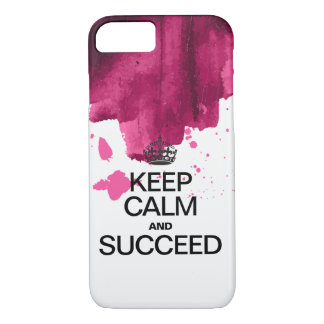 Succeed Watercolor iPhone 8/7 Case