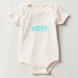 Succes factor #1, Desire. Baby Bodysuits