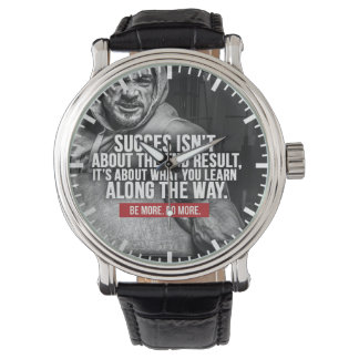Success And Learning - Workout Inspiration Watch