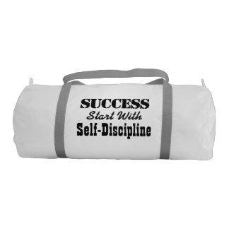 Success Duffle Gym Bag