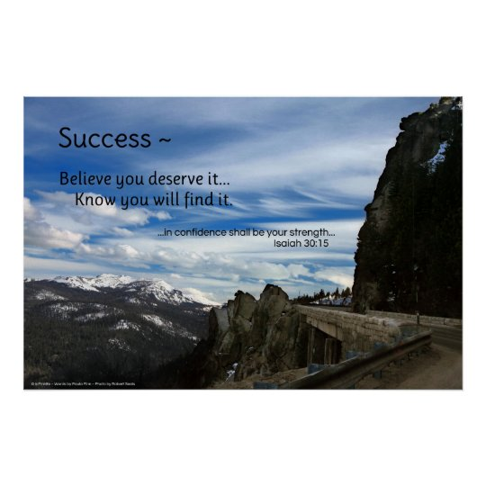 Success...inspirational poster