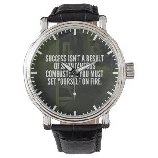 Success - Inspirational Watch