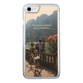 Success Is a Journey Carved iPhone 8/7 Case
