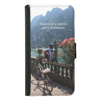 Success is a Journey Samsung Galaxy S5 Wallet Case
