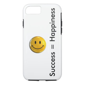 Success is Happiness iPhone 8/7 Case