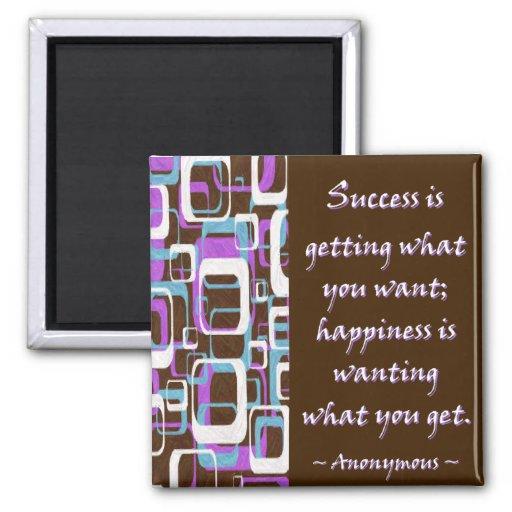 Success Is... Magnet