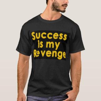 Success is my Revenge Black T-Shirt
