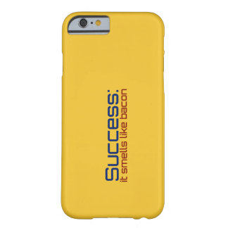 Success It Smells Like Bacon iPhone 6 Case