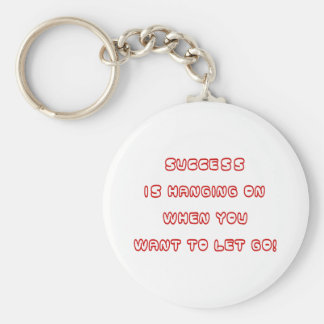 Success Keychains