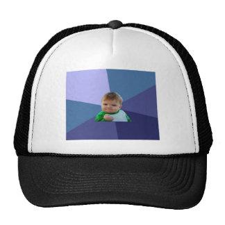 Success kid trucker hat
