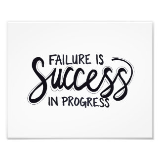 Success Photo Print