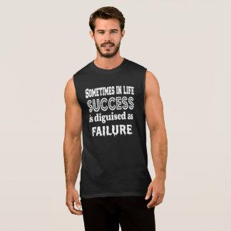 Success Sleeveless Shirt