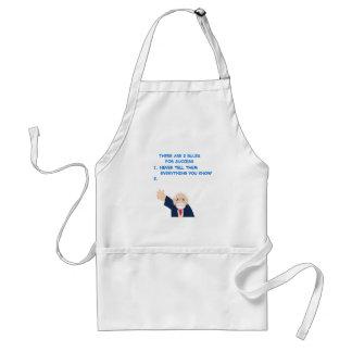 success standard apron