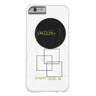 Success Starts Here Design Iphone 6s case
