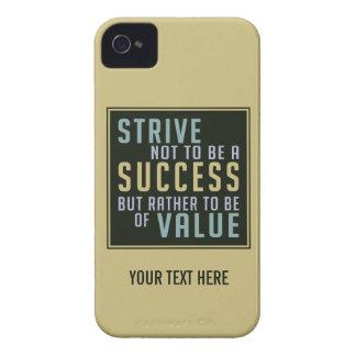 Success & Value Motivational cases