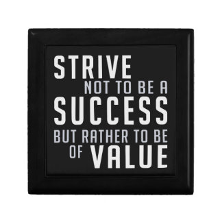 Success & Value Motivational gift / jewelry boxes