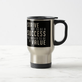 Success & Value Motivational mugs