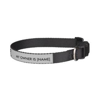succinct dog collar
