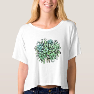 Succulent dreams T-Shirt