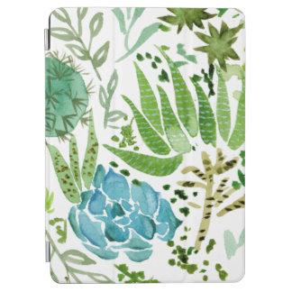 Succulent Field I iPad Air Cover