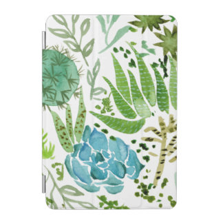 Succulent Field I iPad Mini Cover
