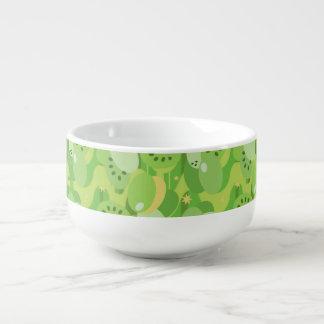 Succulent Green Soup Mug