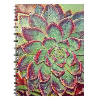 Succulent Plant Notebook